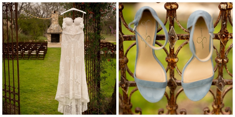 Pecan Spring Ranch wedding by Joyful Details and DCM Photography